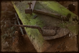 spade skrot
